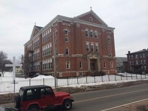 El Templo Fe está en la calle Broad