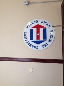 La emblem del Connecticut Puerto Rican Forum