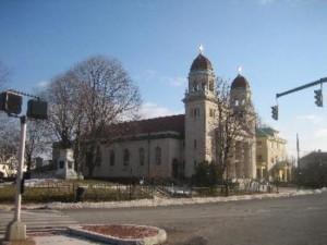 La Iglesia Católica de San Agustín