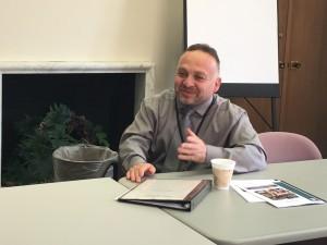 werner Oyanadel, el director ejecutivo de LPRAC